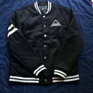 Masters of the Sun Wool Bomber Varsity Jacket